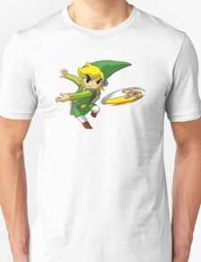 Link throwing  Unisex T-Shirt