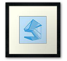 St. John's Stairs Framed Print