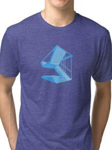 St. John's Stairs Tri-blend T-Shirt