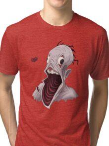 Kissie Kissie Tri-blend T-Shirt
