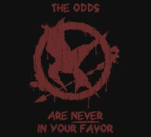 The odds are never in your favor by Angrahius