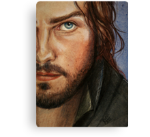 Ichabod #3 Canvas Print