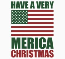 Have a very Merica Christams by printproxy