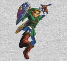 Link jump Kids Clothes