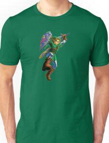 Link jump Unisex T-Shirt