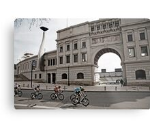 Olympic Stadium Metal Print