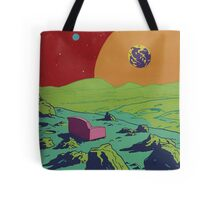 Pink Couch Tote Bag