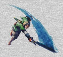 Link with sword 2 Kids Clothes
