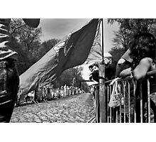 Trouée d'Arbre Photographic Print