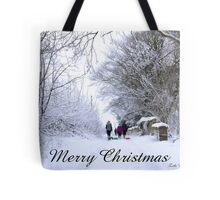 Christmas…….  Tote Bag