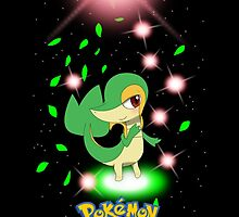 "Start With Snivy ""SAMSUNGs only"" by Winick-lim"
