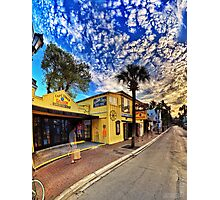 Captain Tony's Saloon of Key West FL Photographic Print
