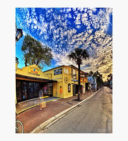 Captain Tony's Saloon of Key West FL Photographic Print
