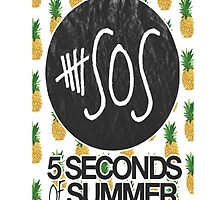 5 Seconds Of Summer by riederer