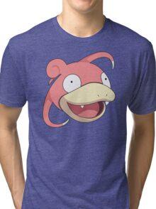 Slowpoke Explorer Tri-blend T-Shirt