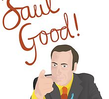 'Saul Good! by Brusselled