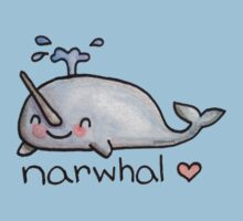 Narwhal Kids Clothes