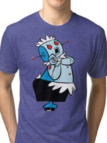 Rosie Jetsons Tri-blend T-Shirt