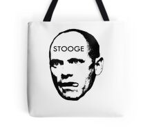 The Newman Stooge Tote Bag