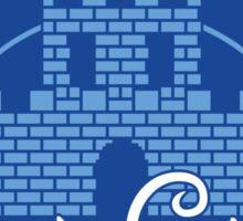 Wrong Castle (STICKER) Sticker