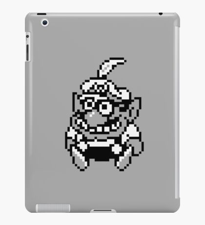 Wario! iPad Case/Skin