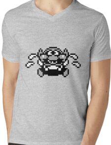 Wario! Mens V-Neck T-Shirt