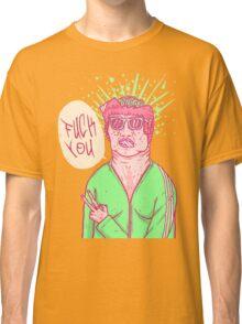 Hipster Ways Classic T-Shirt