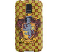 Gryffindor Quidditch Style Samsung Galaxy Case/Skin