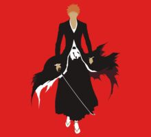Silhouette Ichigo by Tomer Abadi