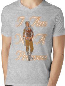 A Washburne Role Model Mens V-Neck T-Shirt