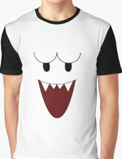 Boo Graphic T-Shirt
