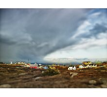 Peggys Cove Nova Scotia Canada Photographic Print