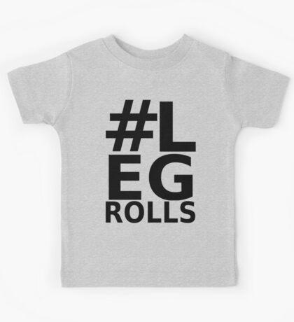 #legrolls Kids Tee