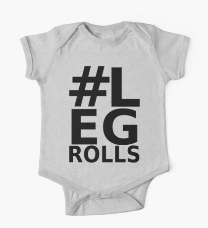 #legrolls One Piece - Short Sleeve