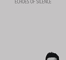 The Weeknd - Echoes of Silence by buymyshit