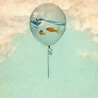 balloon fish by vinpez