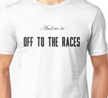 Lana Del Rey Off To The Races Unisex T-Shirt