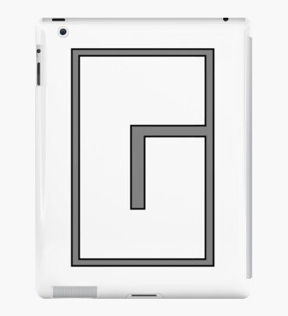 G sign iPad Case/Skin