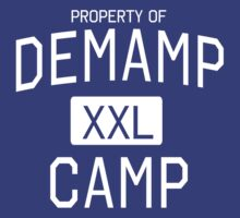 Property of Demamp Camp by workout