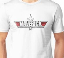 Custom Top Gun Style Style - Maverick Unisex T-Shirt