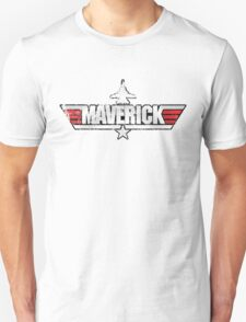 Custom Top Gun Style Style - Maverick T-Shirt
