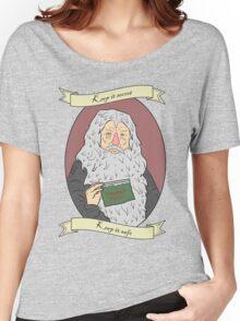 Keep it secret! Women's Relaxed Fit T-Shirt