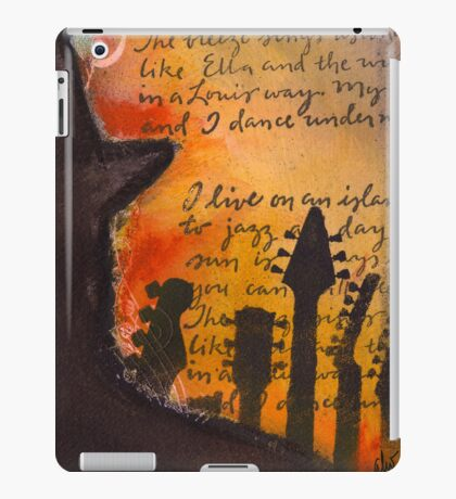 Music in the Wind iPad Cover iPad Case/Skin
