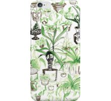 Plants are your friend iPhone Case/Skin