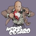 Antonio Cesaro - Swiss Superman by Bucky Sentry