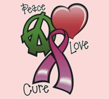 Peace, Love & Cure-2 by MGraphics