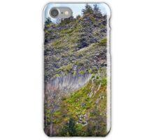 Detunatele mountain iPhone Case/Skin