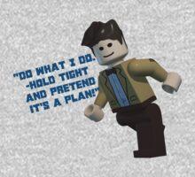 "The Doctor says: ""Do what I do... by GarfunkelArt"