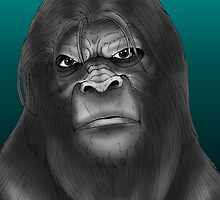 Sasquatch - The North American Mystery Ape by Luke Kegley