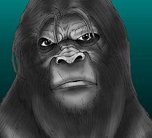 Sasquatch - The North American Mystery Ape by Luke Kegley